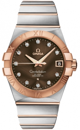 Omega Constellation 123.20.38.21.63.001