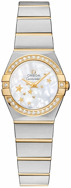 Omega Constellation Women's Watch 123.25.24.60.05.001