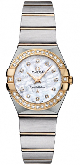 Omega Constellation 123.25.24.60.55.003