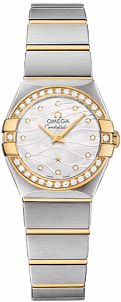 Omega Constellation 123.25.24.60.55.011