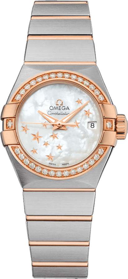 Omega Constellation 123.25.27.20.05.002