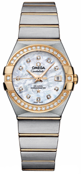 Omega Constellation 123.25.27.20.55.003