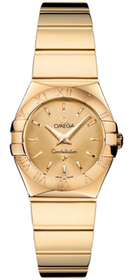 Omega Constellation 123.50.24.60.08.002