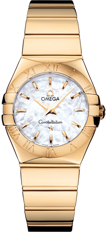 Omega Constellation 123.50.27.60.05.004