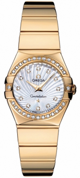 Omega Constellation 123.55.24.60.55.007