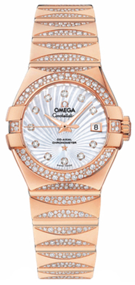 Omega Constellation 123.55.27.20.55.003