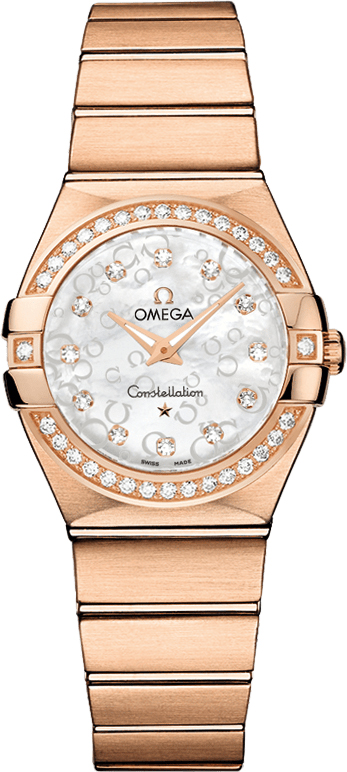 Omega Constellation 123.55.27.60.55.015