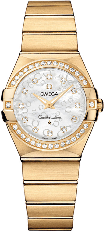 Omega Constellation 123.55.27.60.55.016