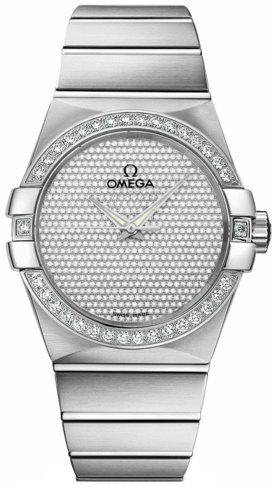 Omega Constellation 123.55.38.20.99.001