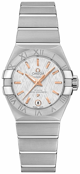 Omega Constellation Calibre 8700 Stainless Steel Women's Watch 127.10.27.20.02.001