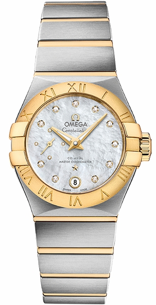 Omega Constellation 127.20.27.20.55.002