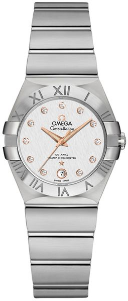 Omega Constellation Co-Axial Women's Watch 127.10.27.20.52.001