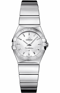 Omega Constellation Luxury Women's Watch 123.10.24.60.02.002
