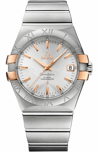 Omega Constellation Men's Dress Watch 123.20.35.20.02.003