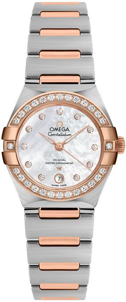 Omega Constellation Mother of Pearl Women's Watch 131.25.29.20.55.001