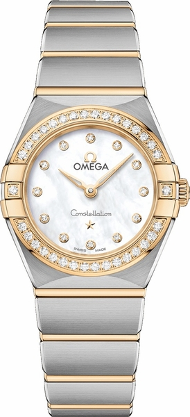 Omega Constellation Quartz 25mm Women's Watch 131.25.25.60.55.002