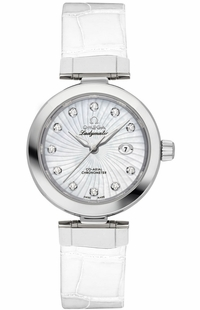 Omega De Ville Ladymatic Automatic Chronometer Women's Watch 425.33.34.20.55.001