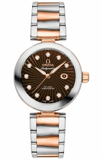Omega De Ville Ladymatic Women's Watch 425.20.34.20.63.001 Lowest Price
