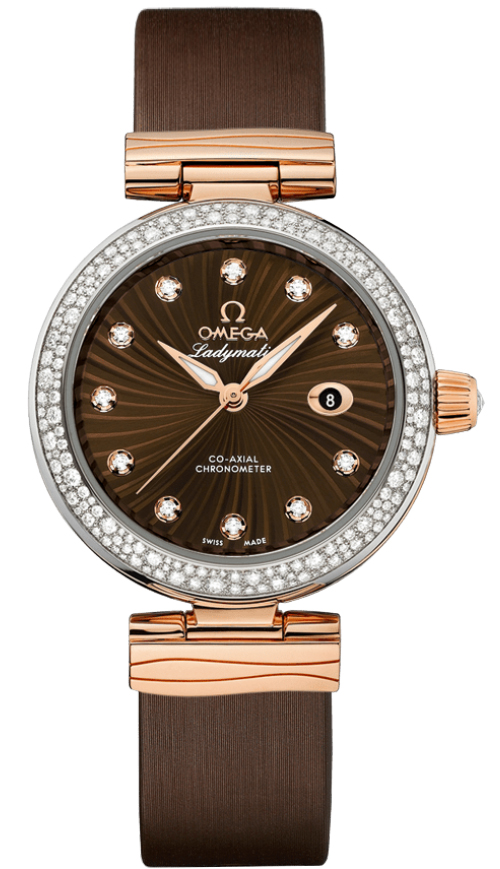Omega DeVille Ladymatic 425.27.34.20.63.001