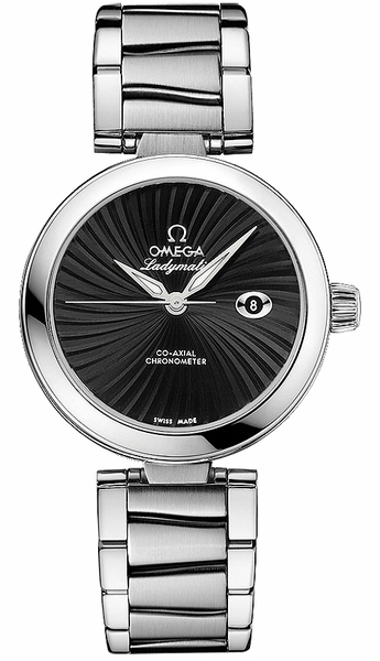 Omega De Ville Ladymatic Women's Luxury Watch 425.30.34.20.01.001