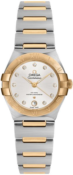 Omega Constellation Silver Dial Women's Watch 131.20.29.20.52.002