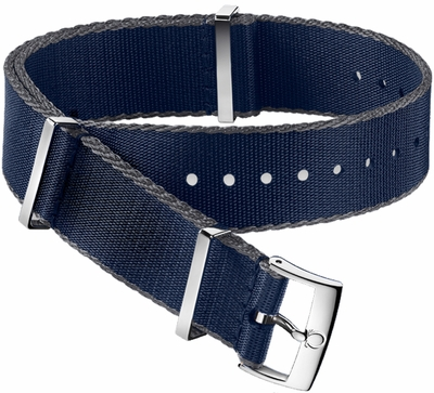 Omega 19mm-20mm Nylon Fabric NATO Strap 031CWZ007885