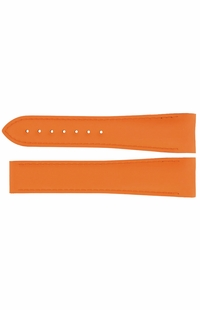 Omega Planet Ocean 22mm Orange Rubber Strap 98000293 / 98000184