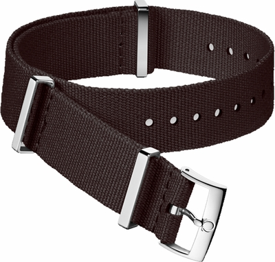Omega 21-22mm Polyester Fabric NATO Strap 031CWZ007566