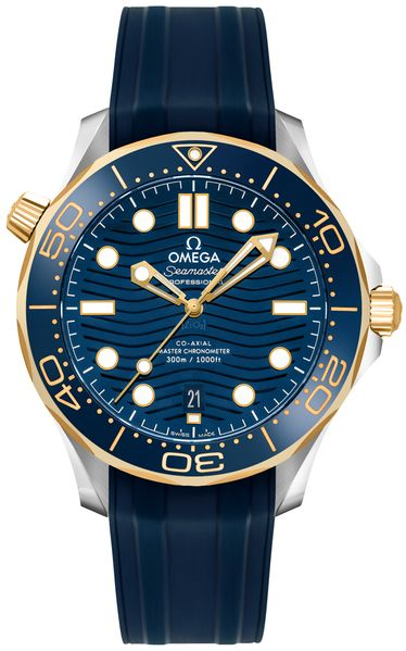 Omega Seamaster Diver 300M Men's Automatic Watch 210.22.42.20.03.001