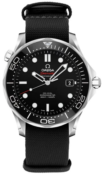Omega Seamaster Men's Watch 212.30.41.20.01.003