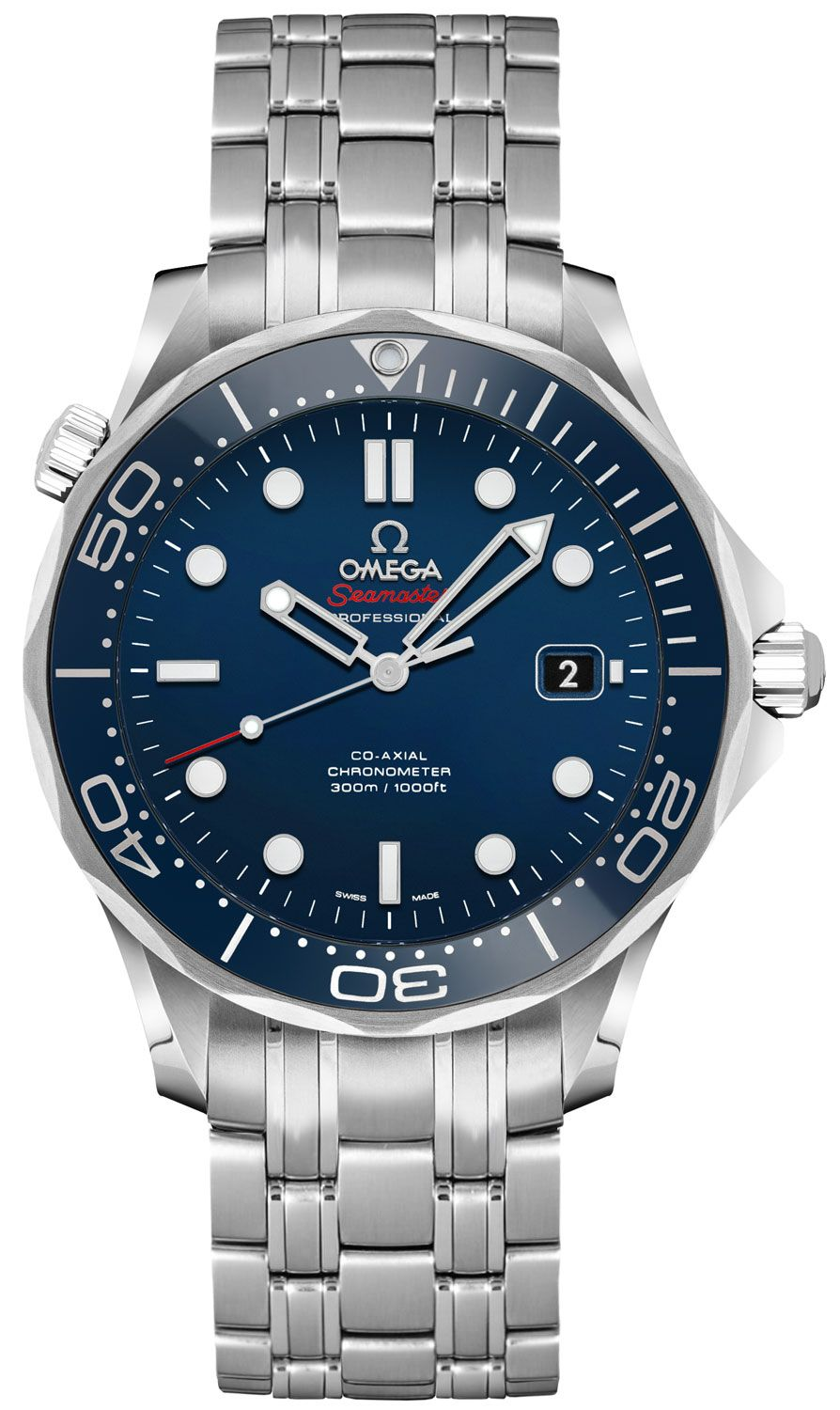 212.30.41.20.03.001 Omega Seamaster Men's Watches