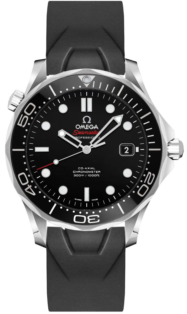 4620f4fe7b8 Omega Seamaster 212.30.41.20.01.003 Mens 41mm Co-Axial Automatic ...
