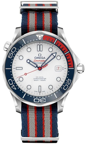 Omega Seamaster Diver 300M Limited Edition Men's Watch 212.32.41.20.04.001