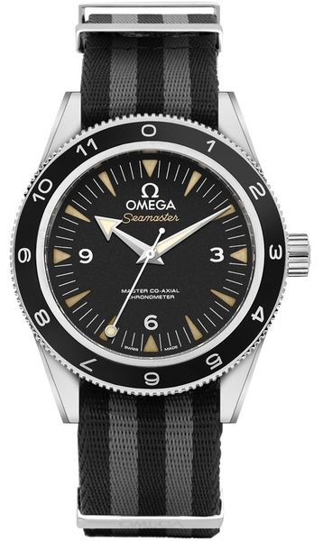 Omega Seamaster James Bond Spectre Limited Edition 300M Men's Watch 233.32.41.21.01.001