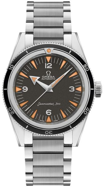 Omega Seamaster 60th Anniversary Limited Edition Men's Watch 234.10.39.20.01.001