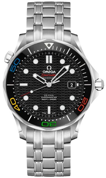 Omega Seamaster Rio 2016 Olympics Limited Edition Men's Watch 522.30.41.20.01.001