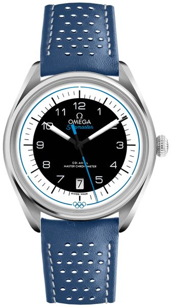 Omega Seamaster Olympic Limited Edition Men's Watch 522.32.40.20.01.001
