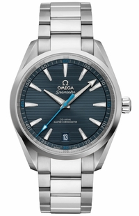 Omega Seamaster Aqua Terra Blue Dial Men's Watch 220.10.41.21.03.002