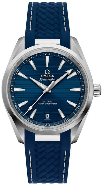 Omega Seamaster Aqua Terra Blue Dial Men's Watch 220.12.38.20.03.001