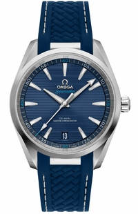 Omega Seamaster Aqua Terra Blue Dial Men's Watch 220.12.41.21.03.001