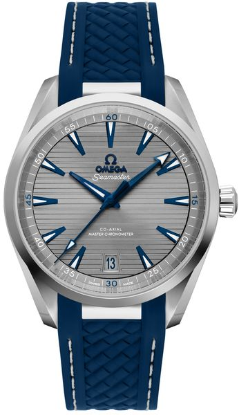 Omega Seamaster Aqua Terra Grey Dial Men's Watch 220.12.41.21.06.001
