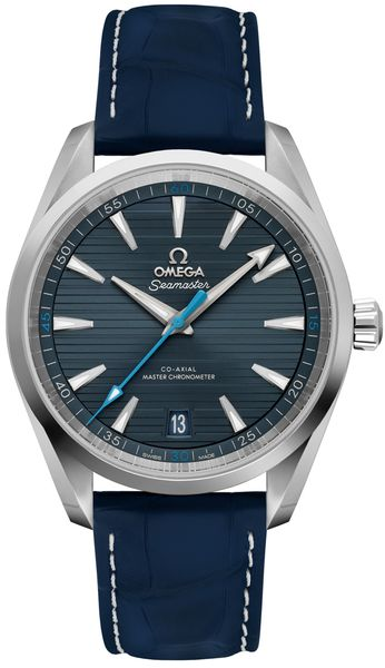 Omega Seamaster Aqua Terra Blue Dial Men's Watch 220.13.41.21.03.002