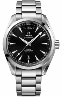 Omega Seamaster Aqua Terra Black Dial Men's Watch 231.10.42.22.01.001