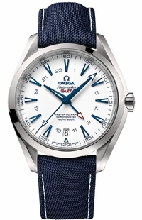 Omega Seamaster Aqua Terra GMT Men's Watch 231.92.43.22.04.001