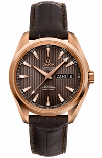 Omega Seamaster Aqua Terra Men's Luxury Watch 231.53.39.22.06.001