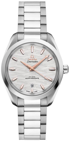 Omega Seamaster Aqua Terra Women's Watch 220.10.34.20.02.001