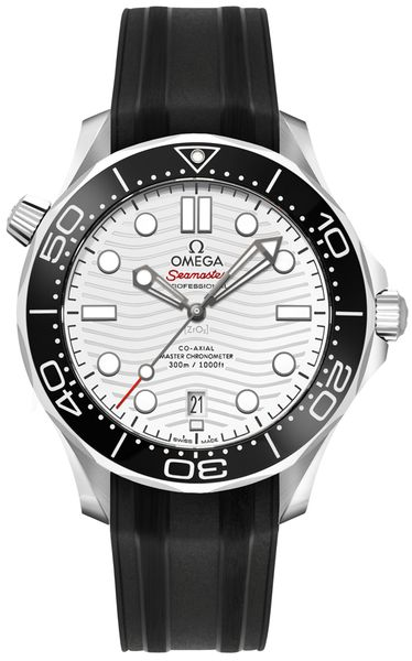 Omega Seamaster Co-Axial Master Chronometer Men's Watch 210.32.42.20.04.001