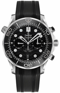 Omega Seamaster Diver 300M Chronograph 44mm Men's Watch 210.32.44.51.01.001