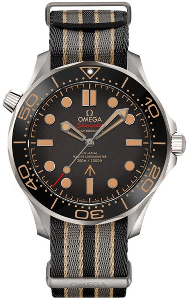 Omega Seamaster Diver 007 Edition Men's Watch 210.92.42.20.01.001