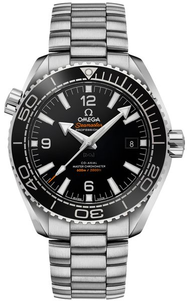 Omega Seamaster Planet Ocean Black Dial Men's Watch 215.30.44.21.01.001